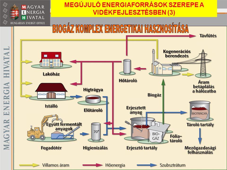 MEGÚJULÓ ENERGIAFORRÁSOK SZEREPE A VIDÉKFEJLESZTÉSBEN (3)