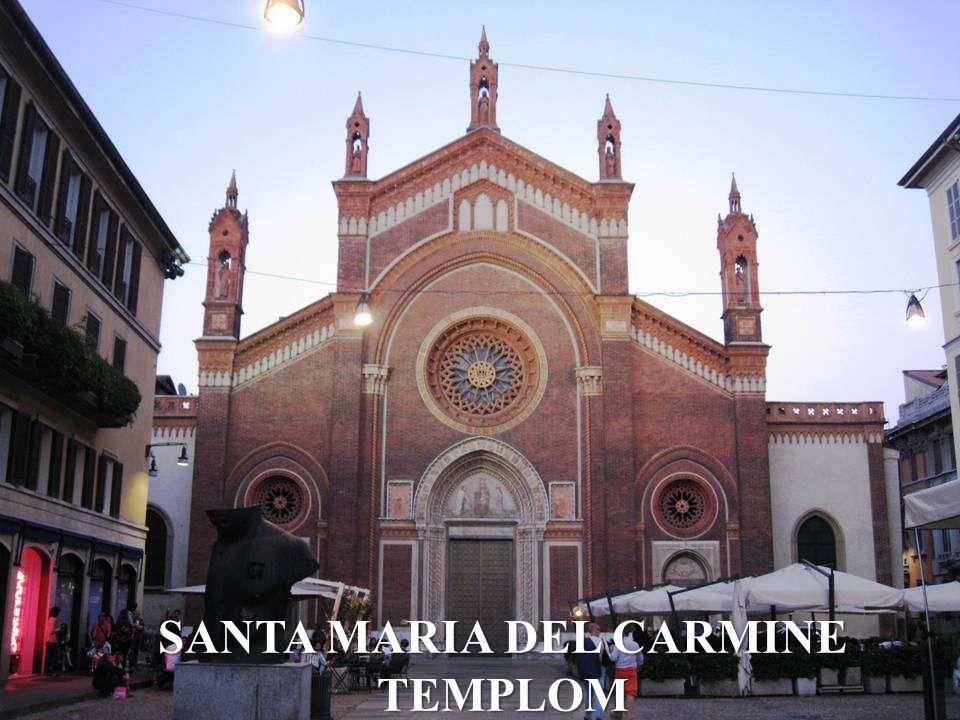 SANTA MARIA DEL CARMINE TEMPLOM