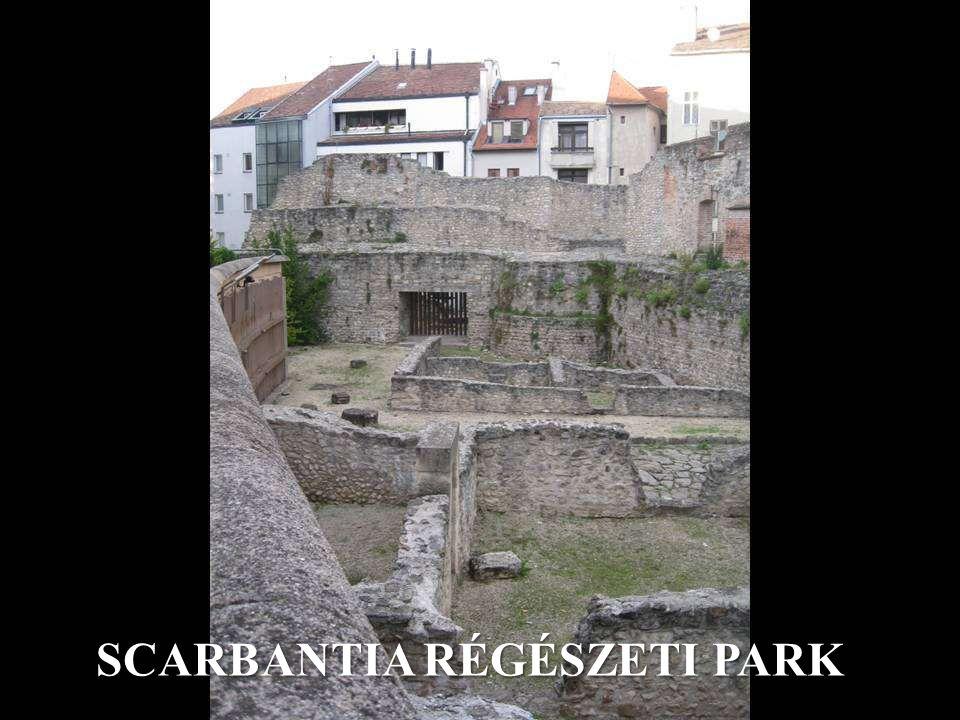 SCARBANTIA RÉGÉSZETI PARK