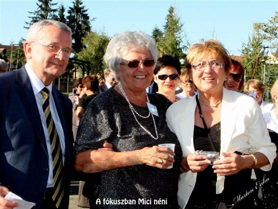 Mici néni, Sebők Istvánné