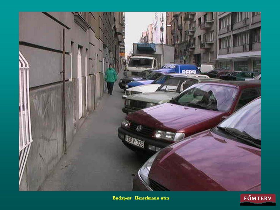 Budapest Henszlmann utca