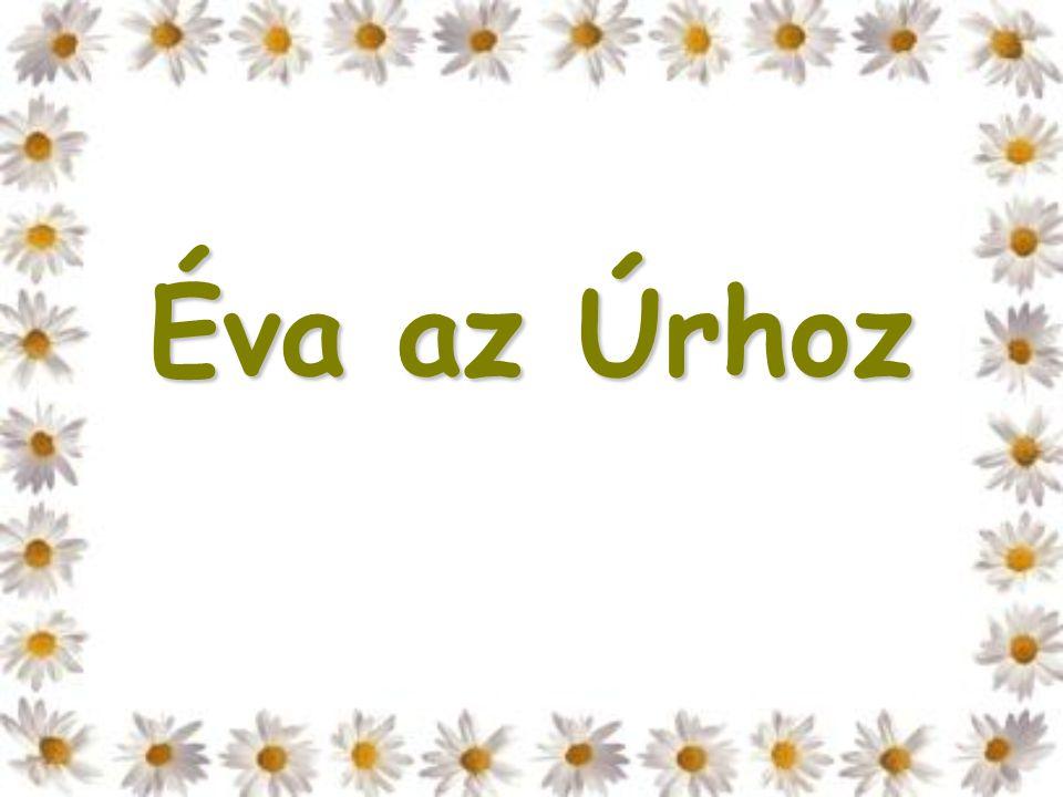 - Egy napon így szólt Éva az Úrhoz: - Uram, gondban vagyok...