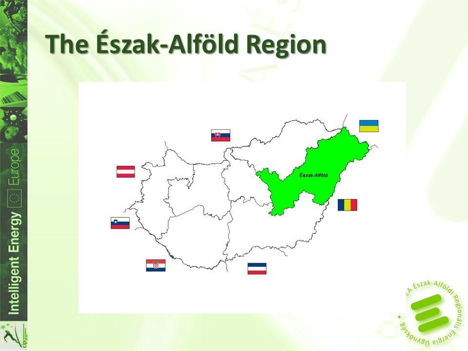 The Észak-Alföld Region