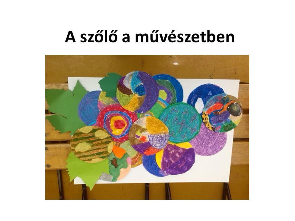 A szőlő a művészetben