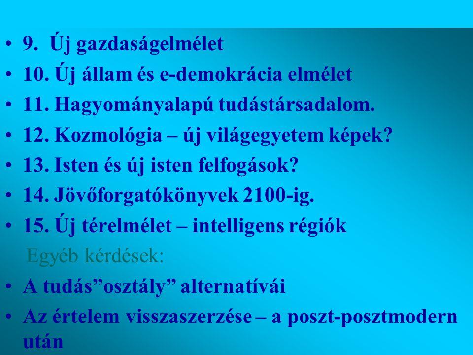Intelligens régiók