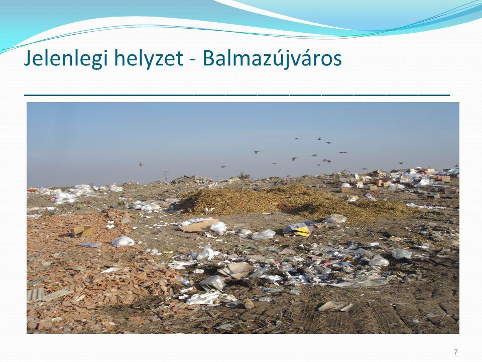 Rekultivált hulladéklerakó - Tarpa