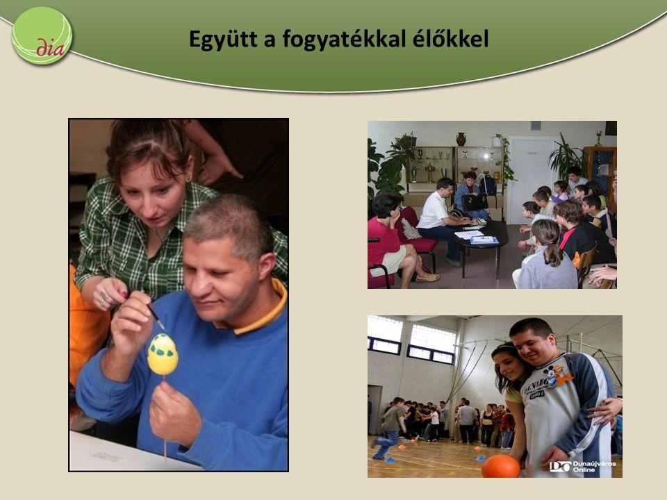 Együtt a fogyatékkal élőkkel