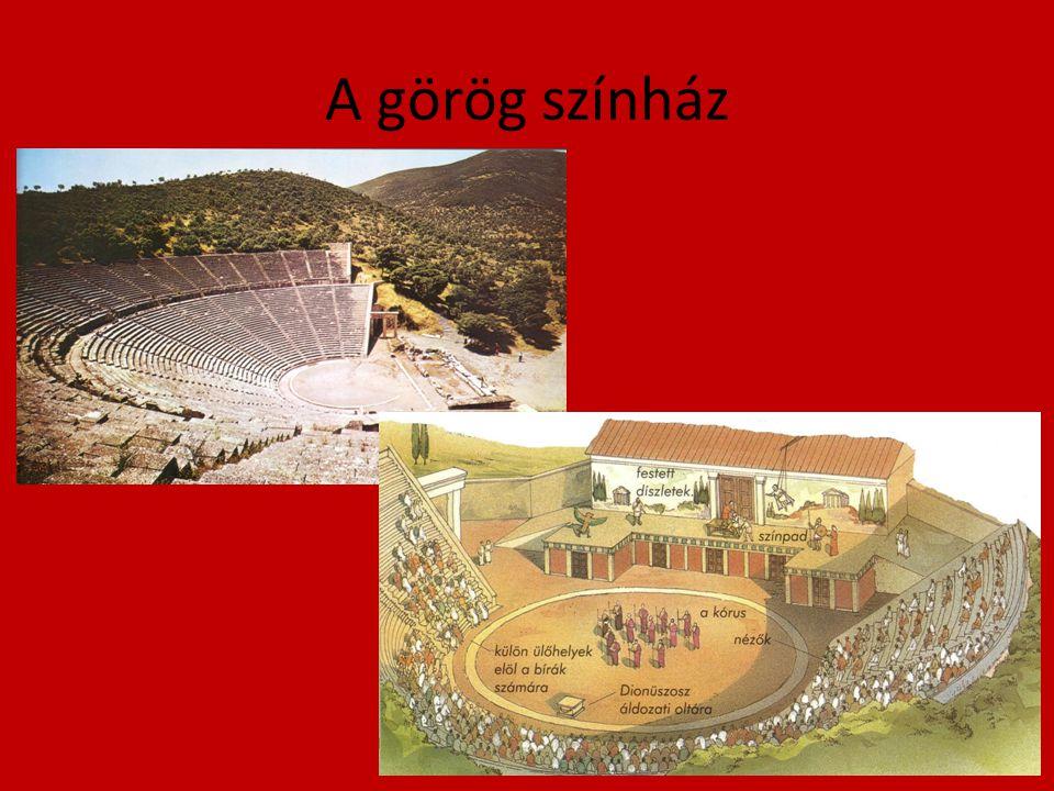 A görög színház