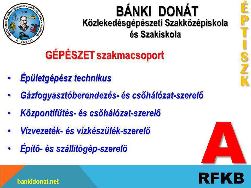 bankidonat.net Fazekas József szakképzési igh. Köszönöm megtisztelő figyelmüket!