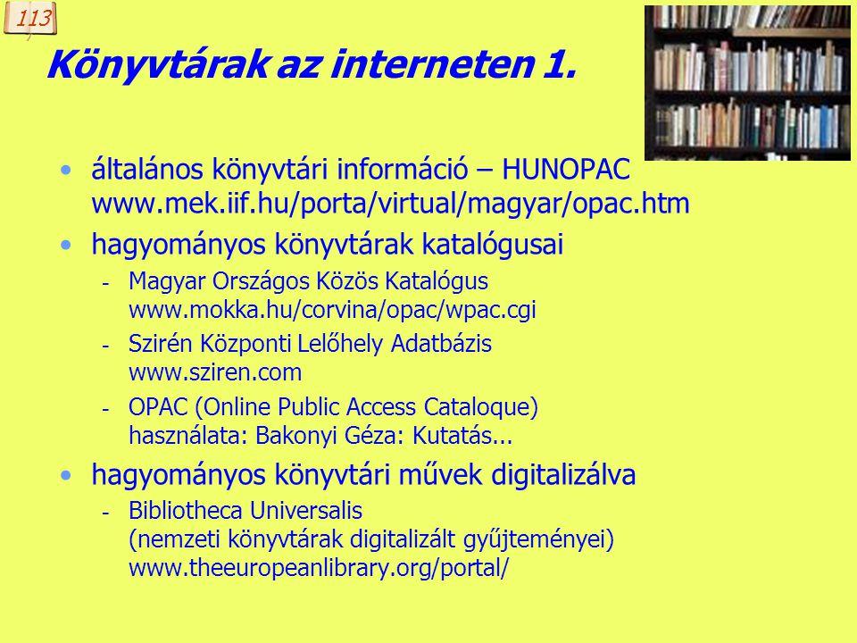 Készítette: B. László Oktatással kapcsolatos honlapok kormányzat - Oktatási Minisztérium: www.om.hu - Kultúrális misisztérium: www2.pm.gov.hu hasznos