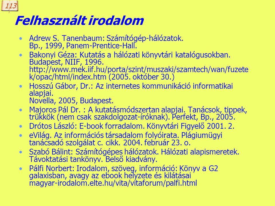 Készítette: B. László Fordítás, szótárak, lexikonok online (gépi) fordítás: - Google találati listájánál - www.free-tarnslator.com - SYSTRAN: www.syst
