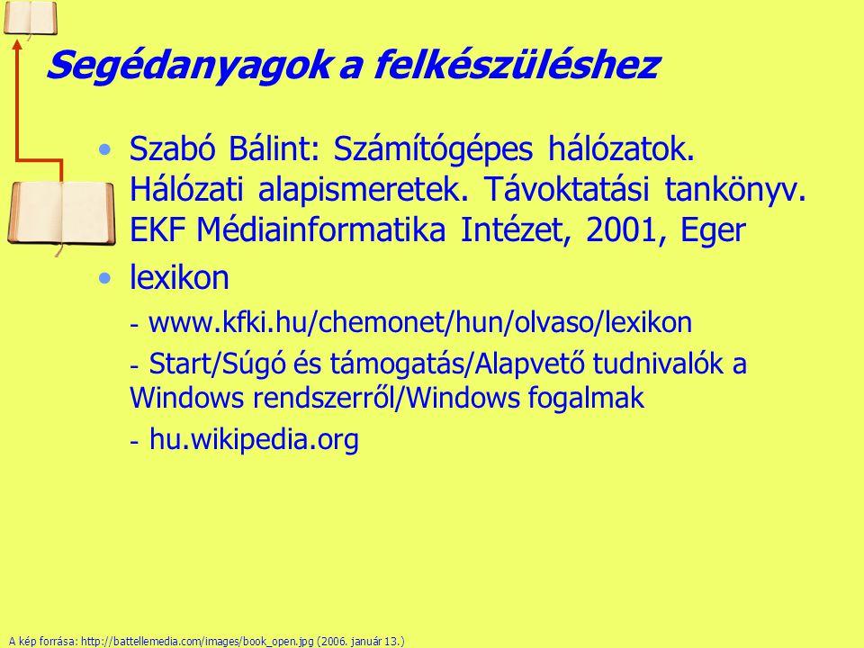 Számítógép-hálózatok A kép forrása: http://dreamteam.co.in/school-software/images/literom_network_diagram_new.gif (2005. december 3.)