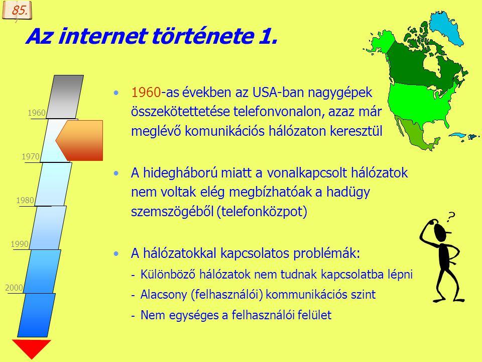 Készítette: B. László A kommunikáció csoportosítása Kommunikáció alatti hálózati kapcsolat szükségesége szerint - online: hálózat használatával elérhe