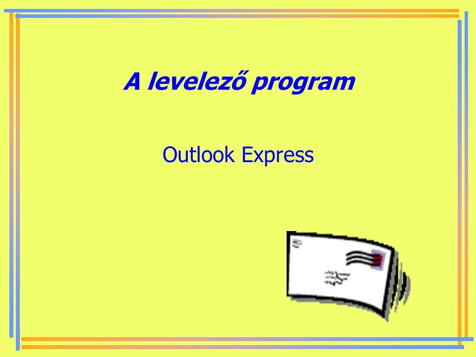 Készítette: B. László Az e-mail igénybe vehető egy külön levelező programmal - több szolgáltatás pl.: - Pegazus Mail - Netscape Massenger - MS Outlook