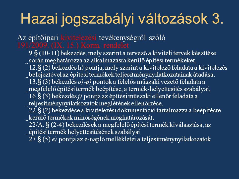 A Magyar Kereskedelmi Engedélyezési Hivatalról szóló 320/2010.