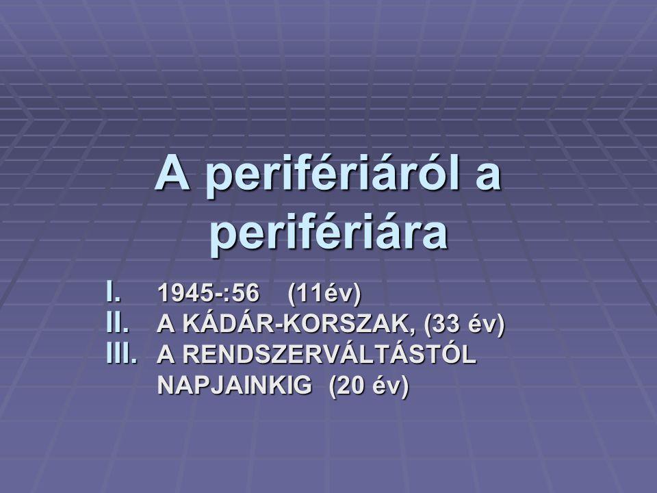 2010  HOSSZÚ TÁVÚ KONCEPCIÓ KELL!!.ÉS TISZTA KÖZÉLET.