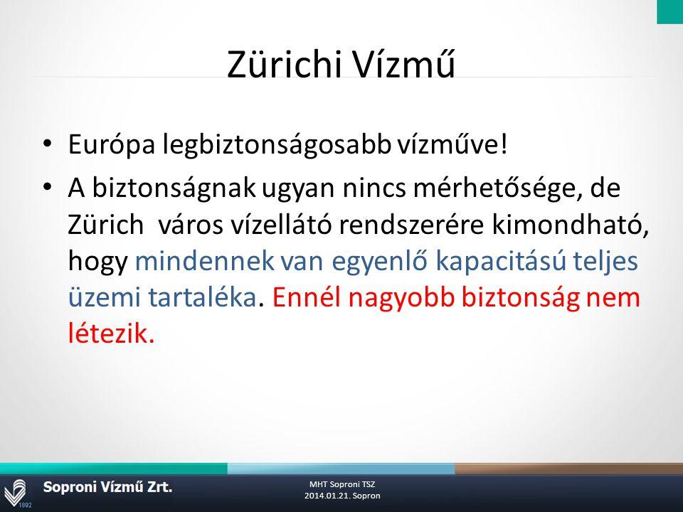 Működési terület - Bük MHT Soproni TSZ 2014.01.21. Sopron