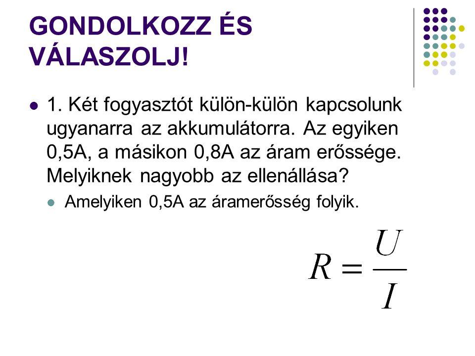 GONDOLKOZZ ÉS VÁLASZOLJ.2.