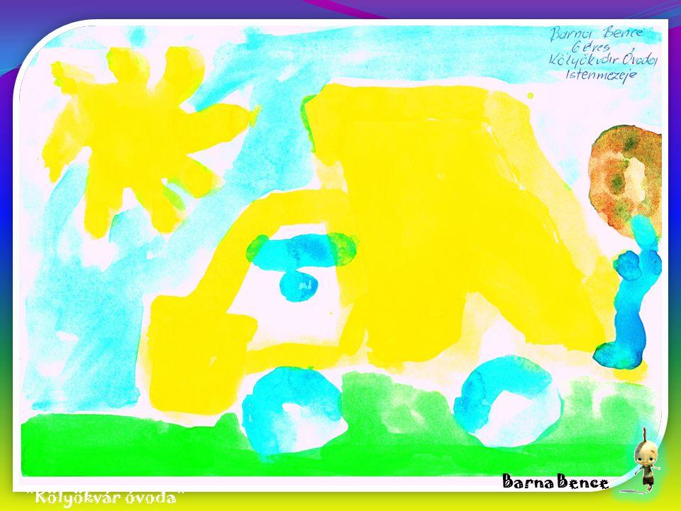Kölyökvár óvoda Varga Virág 5éves Óvodás Istenmezeje Varga Virág 5éves Óvodás Istenmezeje