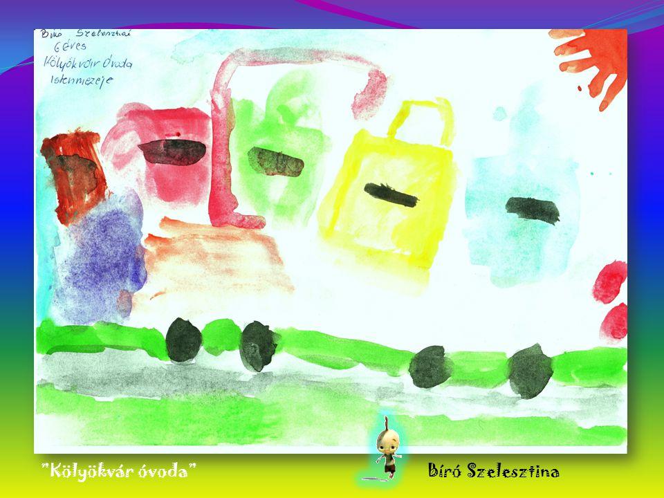 """"""" Kölyökvár óvoda Boros Bálint 6 éves óvodás Istenmezeje Boros Bálint 6 éves óvodás Istenmezeje"""