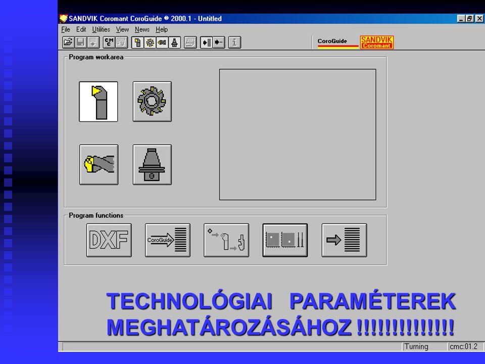 WinTool DNC Előkészítés AV WinNC WinToolArchívum +megmunkálás alatti,...-utáni,..