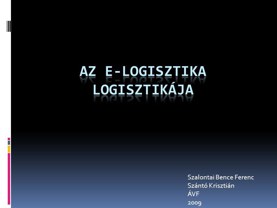 Szalontai Bence Ferenc Szántó Krisztián ÁVF 2009