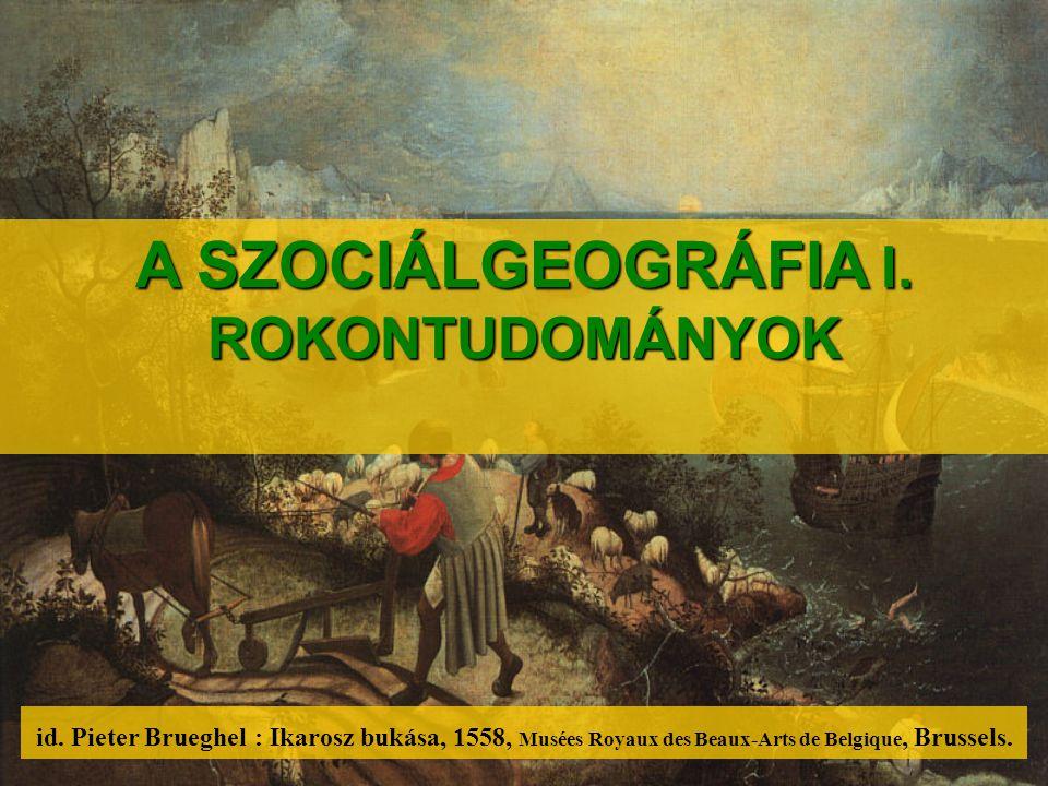 """►SZOCIOLÓGIA  társadalmi cselekvés  szociológia: minden emberi viselkedés (külső & belső; végrehajtott & szándékolt)  szociálgeográfia: földrajzi térben lejátszódó csoportaktivitás (környezetátalakítás) """"szűkebb → újabb irányzatok: motivációkutatás (emóciók, tradíciók); érték- & célracionalitás THOMALE  különbségek [THOMALE, E."""