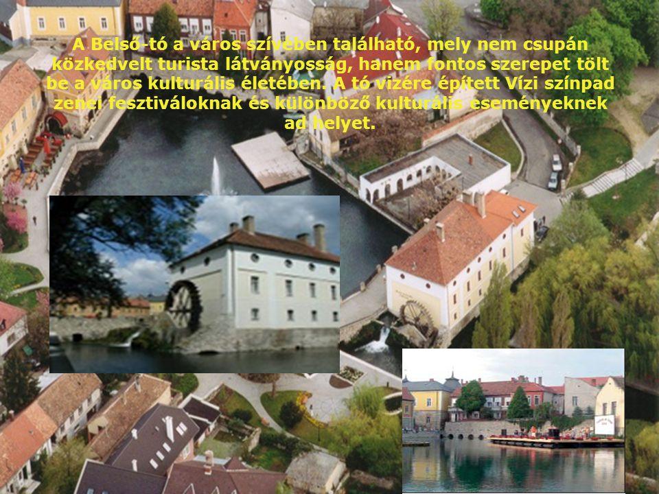 A város életére mindig is jellemző volt a szellemi gazdagság.