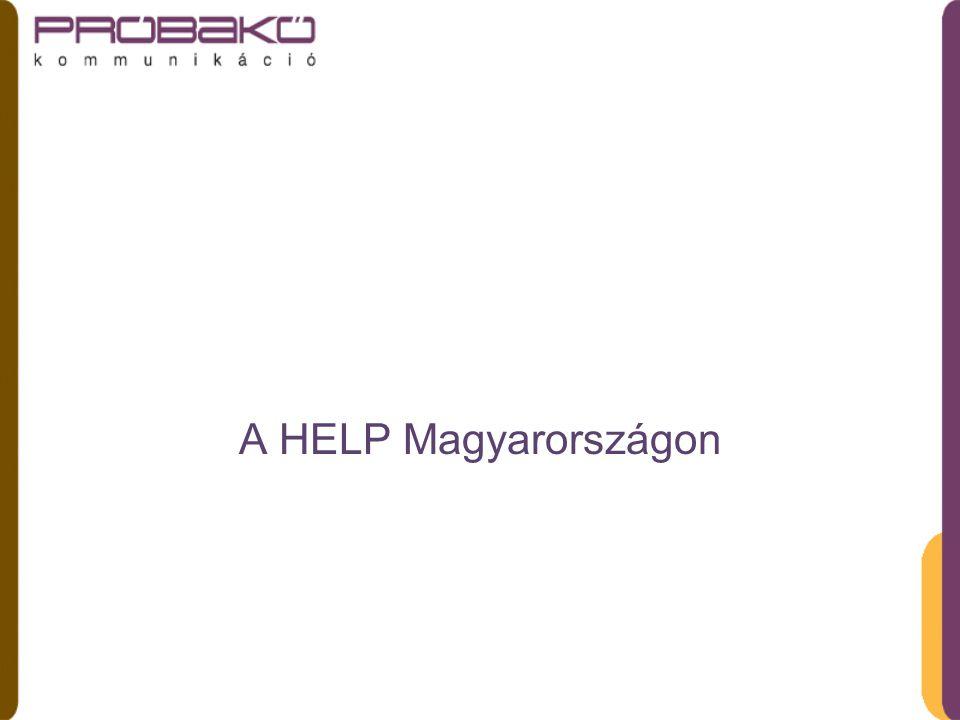A HELP Magyarországon