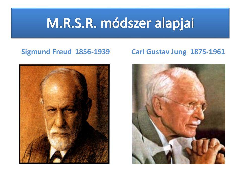 Sigmund Freud 1856-1939 Carl Gustav Jung 1875-1961