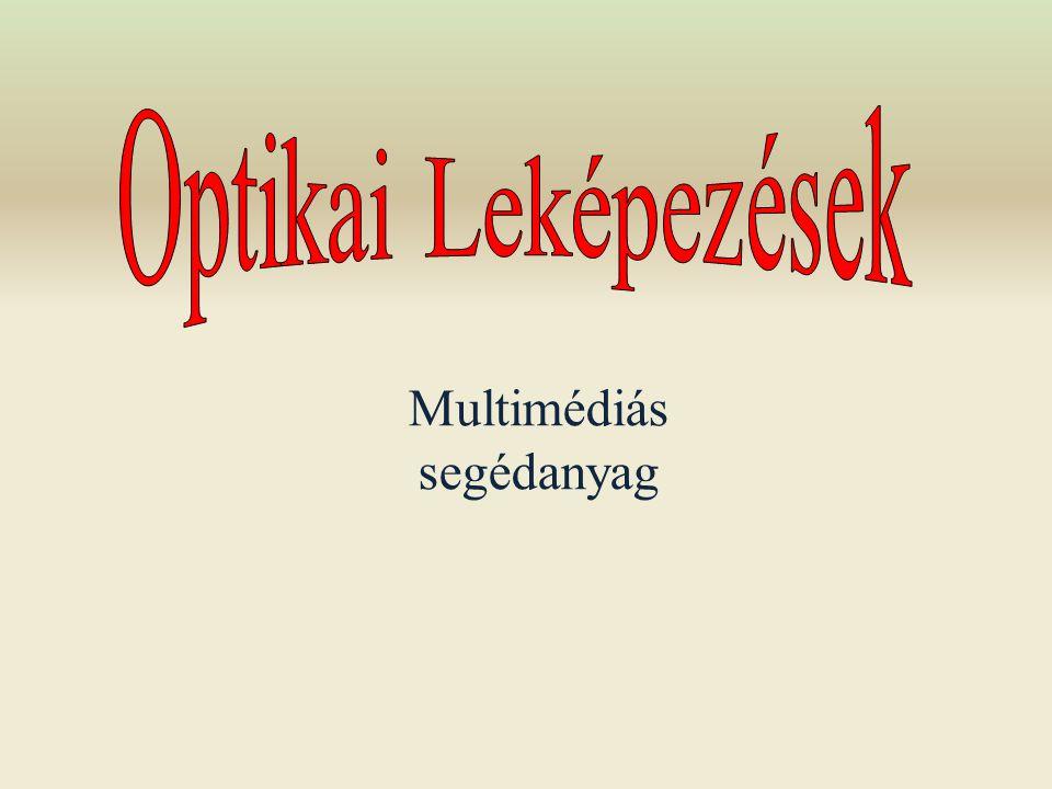 Multimédiás segédanyag Nyitókép