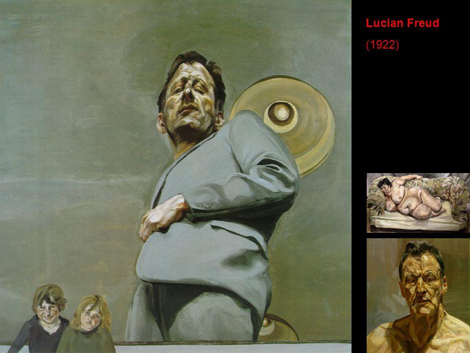 Lucian Freud (1922)