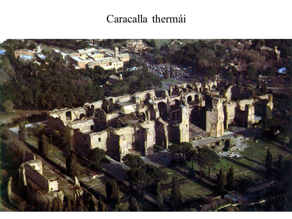 Caracalla thermái
