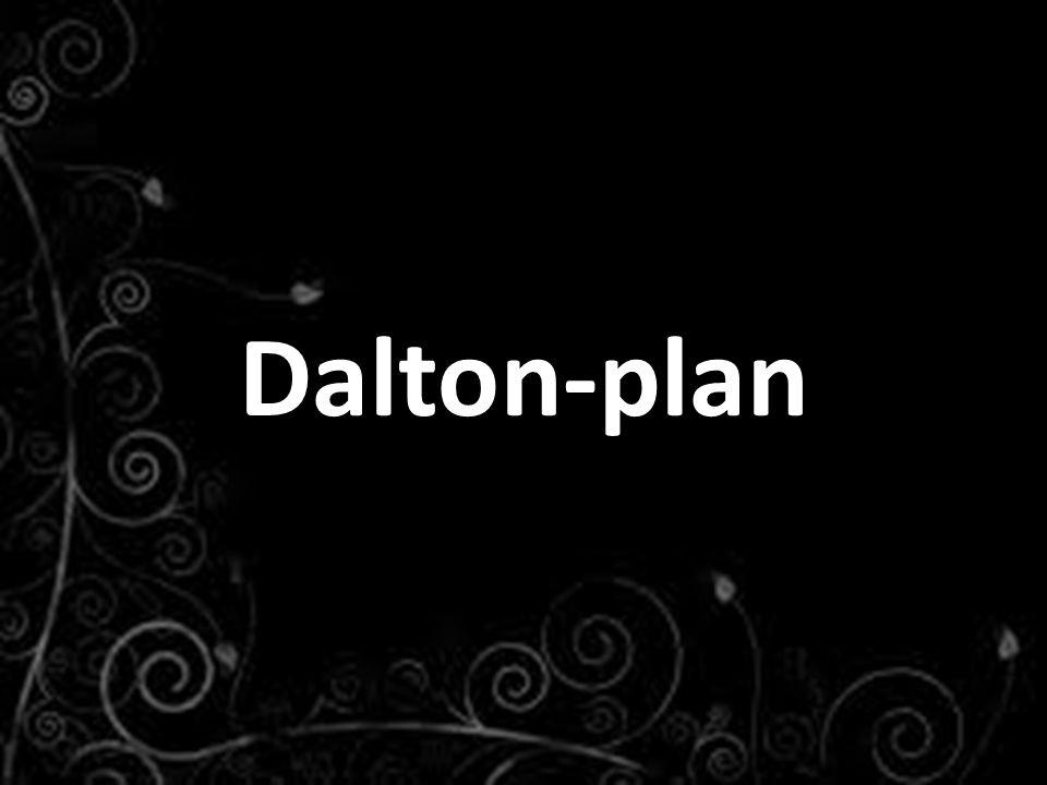 Dalton-plan