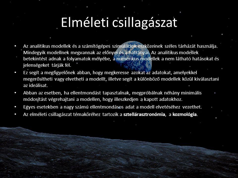 Kozmológia A kozmológia a világegyetemmel mint egésszel foglalkozó tudomány, emiatt a fizika és a filozófia tudományának is része.