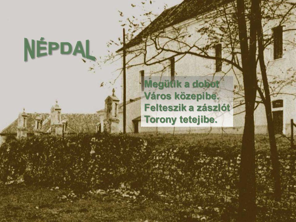Tolcsvay László - Petőfi Sándor: Petőfi Sándor: