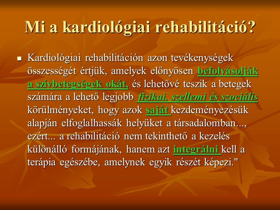 ISZB rizikófaktorai Nem befolyásolható Nem befolyásolható Életkor Életkor Nem Nem Családi anamnézis Családi anamnézis Veleszületett betegségek Veleszületett betegségek Személyiségtípus (?) Személyiségtípus (?) Befolyásolható Befolyásolható PRIMAER: hyperlipidaemia, hypertonia, diabetes mellitus, dohányzás PRIMAER: hyperlipidaemia, hypertonia, diabetes mellitus, dohányzás SECUNDAER: TG, köszvény, obesitas, életmód stb.