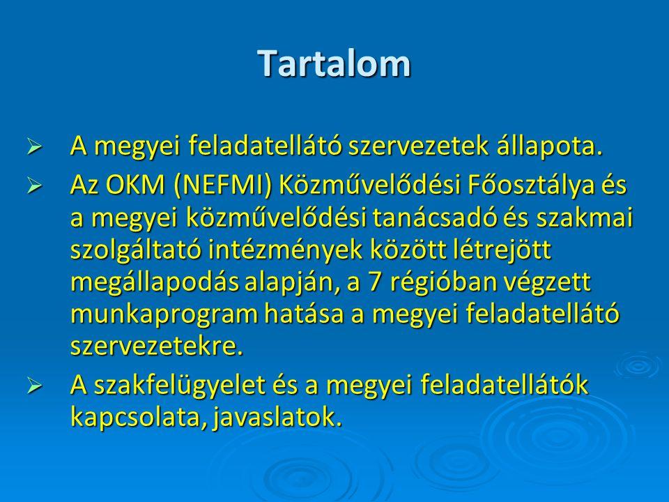 Állapotunk 2008-ban Ad notam: dr.Németh János