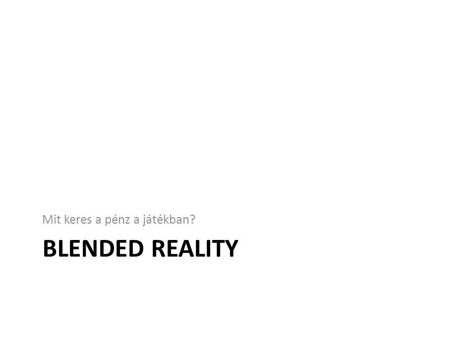 Virtuális ≠ Valóság Mi a játék.