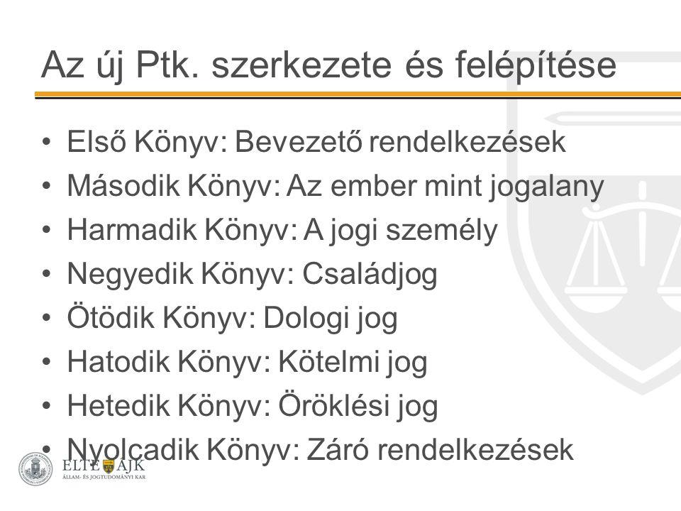 Vállalkozási szerződések II.