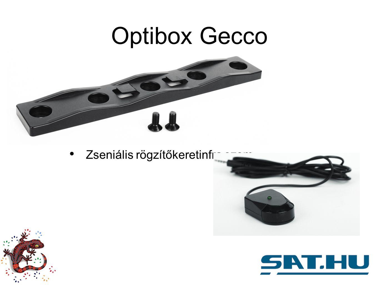 Optibox Gecco Zseniális rögzítőkeretinfra szem