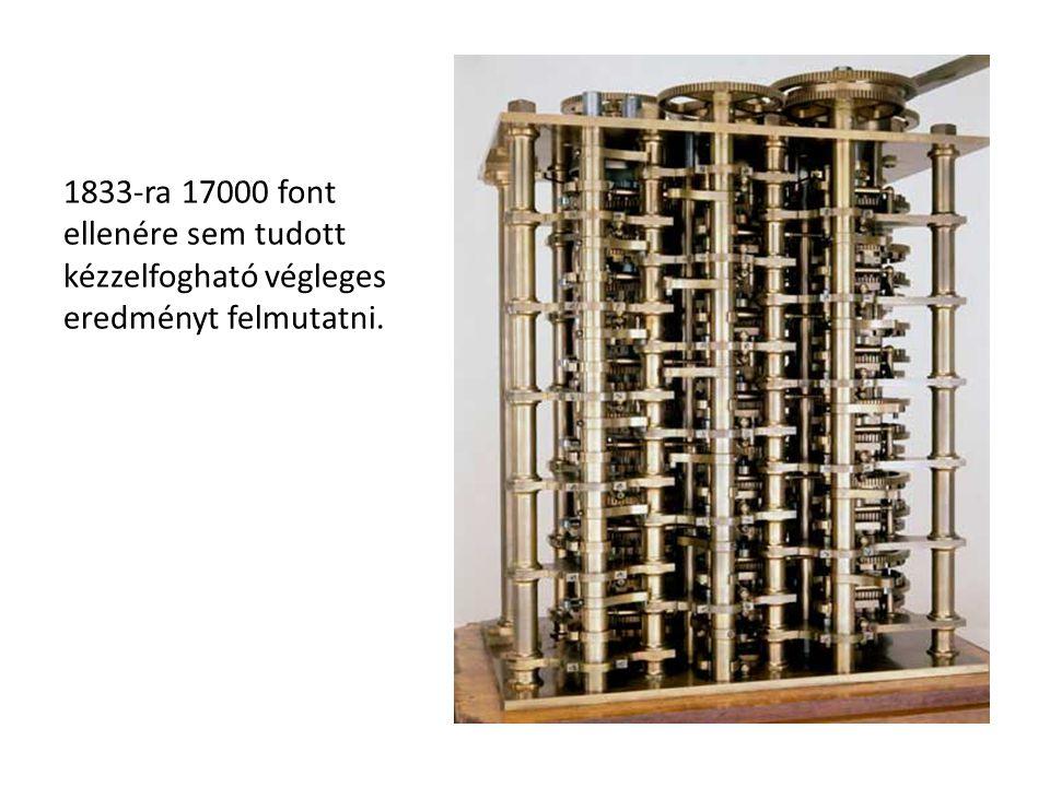 1833-ra 17000 font ellenére sem tudott kézzelfogható végleges eredményt felmutatni.
