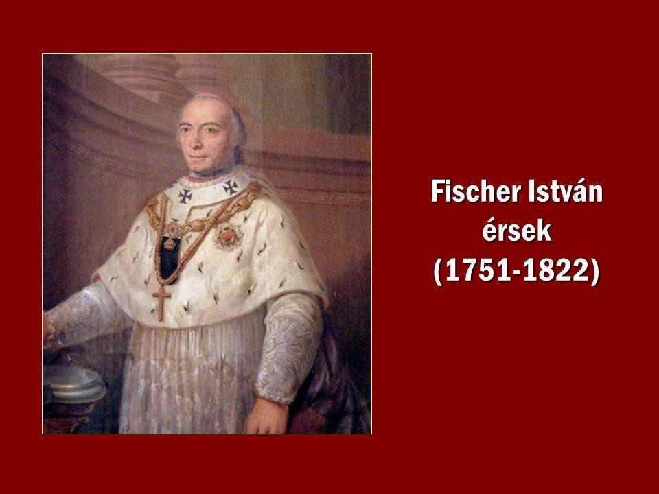 Fischer István érsek (1751-1822)