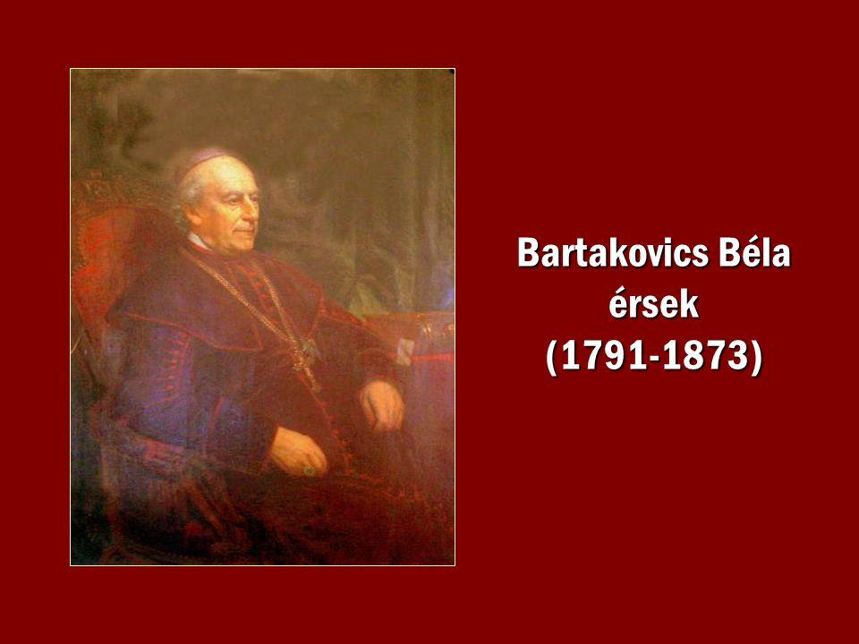 Bartakovics Béla érsek (1791-1873)