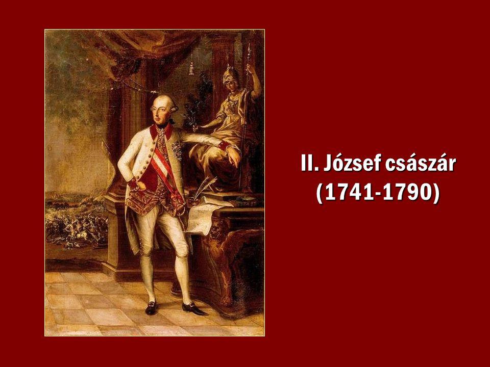 II. József császár (1741-1790)