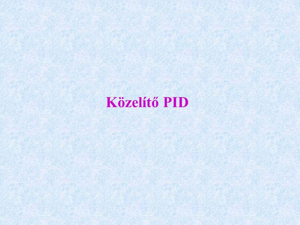 Közelítő PID