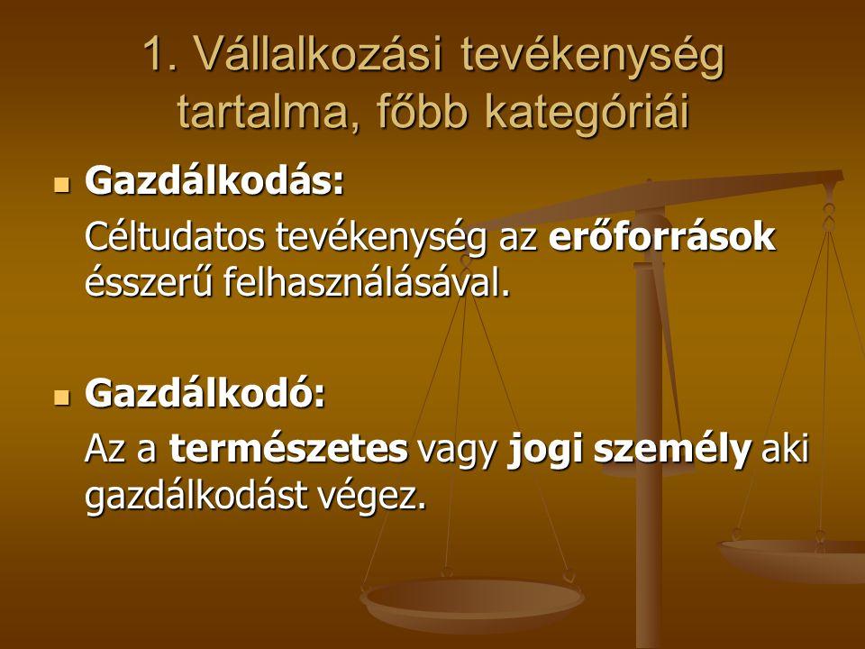 2.Az EREDMÉNYKIMUTATÁS változatai 1. Formai megközelítés szerint: 1.
