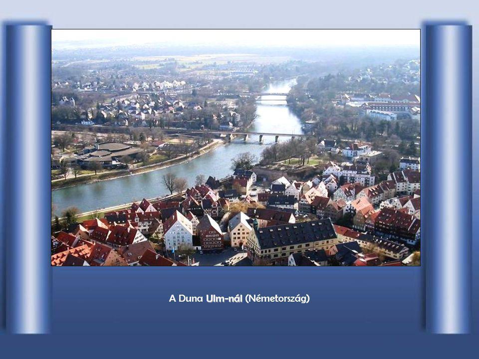 Donaueschingen, a Duna
