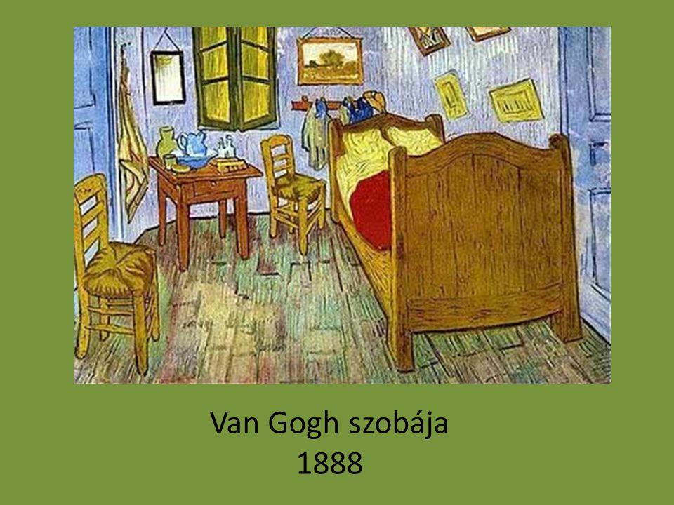 Van Gogh szobája 1888