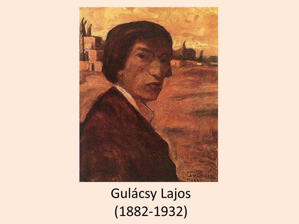 Gulácsy Lajos (1882-1932)